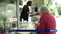 Périgord : une épicerie ambulante fait le tour des villages