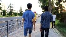 Electro Dance Video   Tajikistan (Dushanbe)  2014  Kazah Electro dancer with Company