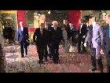 Roma - Mattarella con il Presidente della Federazione Russa Putin (10.06.15)