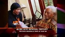 NBC News special report Nelson Mandela
