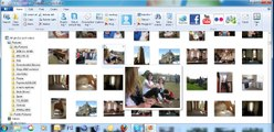 Copy photos from computer to usb drive/memory stick, Windows 7