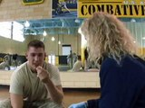 Fort Benning's Warrior Athletic Training Program Serves U.S. Army Combatives