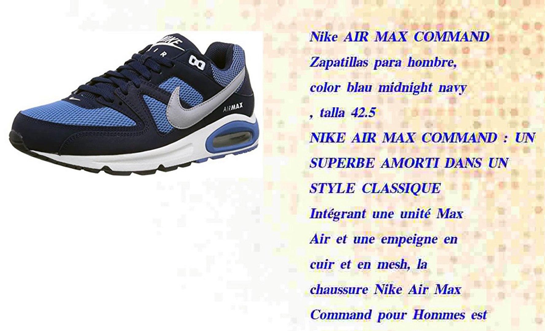 Nike AIR MAX COMMAND Zapatillas para hombre color