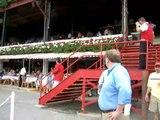 A Day at Saratoga Race Course, Saratoga Springs, NY, July 29