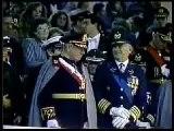 PARADA MILITAR 1989- Fin del desfile.
