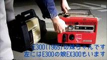 ホンダ製 E80 携帯発電機 ・・・のようなもの