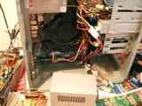 """Asus P5B bios programming via spi - """"lab environment"""""""