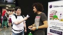 [Interview] Geekopolis 2015 - Exclu Geek Box