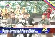 Espacio simbólico del pueblo Mapoyo busca declaratoria como patrimonio inmaterial de la humanidad