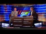 Terrell Suggs vs Skip Bayless ESPN First Take 11/8/11