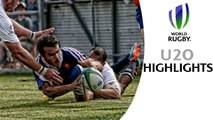 HIGHLIGHTS! England 18-30 France at World Rugby U20s