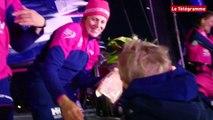 Volvo Ocean Race. Team SCA, des supers nanas !