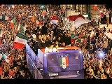 Il cuore batte azzurro - campioni del mondo 2006 ITALIA