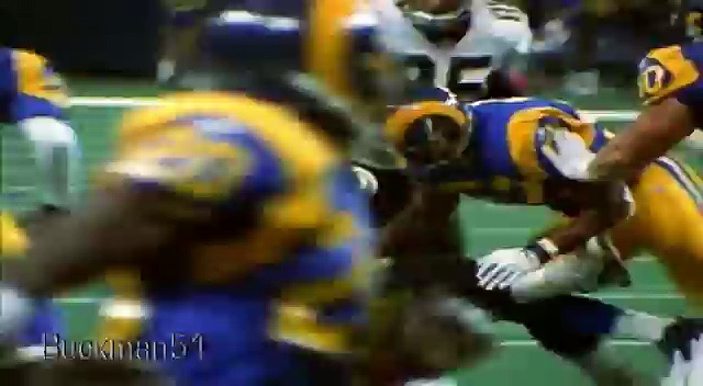 Hardest Football Hits in NFL