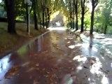 Post inondation, paris, 05/07/2011, Rien de tres impressionant