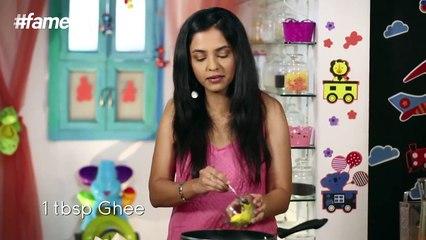 #Fame Food - How To Make Ragi And Fruit Porridge | Nameeta Sohoni