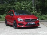 Essai Mercedes CLA Shooting Brake 200 CDI 7G-DCT Fascination 2015