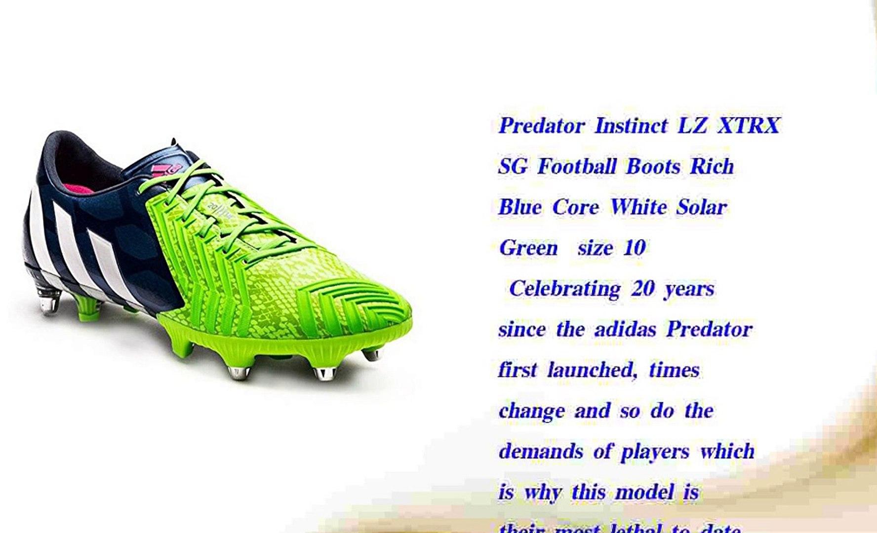 2014 Özil & Hummels Boots: adidas Predator Instinct CL Unboxing