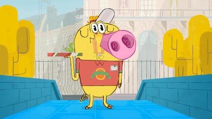 Hubert & Takako - Pepperoni and brains (S01E17) Full episode in HD