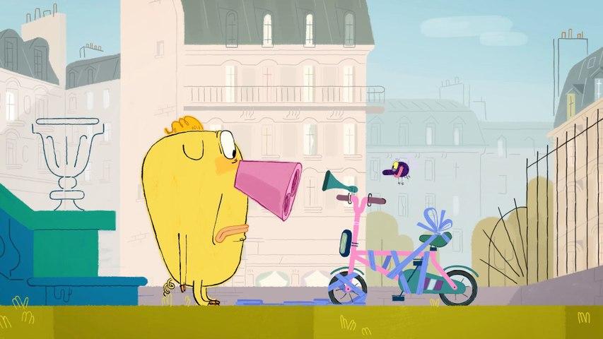 Hubert & Takako- Pedal for your life! (S01E26) Full episode in HD