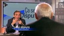 Zemmour vs Domenach - La droite Zemmour (Une Le Point) - 02/04/11