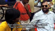 A Happy Ending: Video Activist Reunites Lost Child With Family