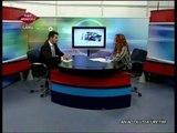 Türk Hava Kurumu Üniversitesi Rektörü Prof. Dr. Ünsal BAN TRT Anadolu Kanalında I