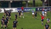 HIGHLIGHTS Argentina 6-29 Scotland at World Rugby U20s