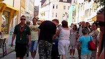 Leo Rojas beim Sachsen- Anhalt Tag in Weißenfels Teil 2