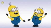 Whoops Kiri Whoops   Minions Dance ~ Funny Cartoon HD