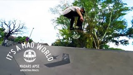 Madars Apse - Argentina/Brazil It's A Mad World - Ep26