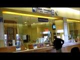 Inside The Greyhound Bus Station Harrisburg Pa.