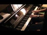 Nostalgy V2  Richard Clayderman piano on a clavinova cvp 409