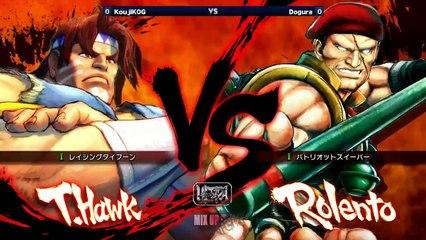 MUN#27 USFIV - Kojikog (T. Hawk) vs. Dogura (Rolento) Losers