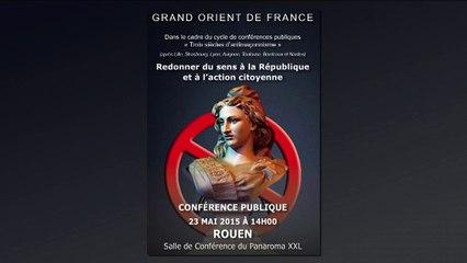 Réunion du Grand Orient de France 230515 Rouen - partie 01