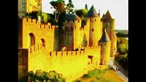 Most Beautiful Castles of France CHATEAU CARCASSONNE 2 Castle Cathars History French Crusade Pics