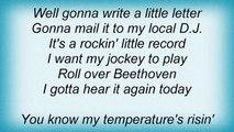 Shakin' Stevens - Roll Over Beethoven Lyrics