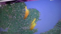 Weather Share Video For Friday June 5th15 Torrential Rain Storm In Clacton Essex Waking Us Up Today