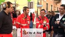 Intervista alla Croce Verde di Baggio - Sagra di Baggio 2012 -
