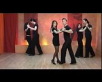 Salsa On2 (Mambo) Lesson 2 with Oliver Pineda and Luda Kroiter presented by LDTV