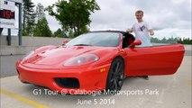 G1 Tour: Ferrari F360 Spyder @ Calabogie