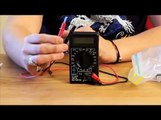 All About Circuit Bending and Equipment : Learn About Volt Meter & Equipment for Circuit Bending