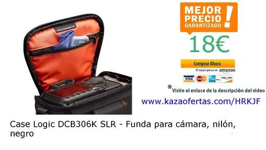 Bolsa para c/ámara SLR y Accesorios Case Logic SLRC201
