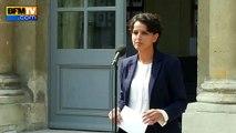 "Réforme du collège: peu de gréviste, ""ma porte est ouverte"", assure Vallaud-Belkacem"