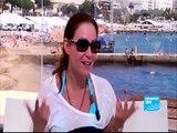 لقاء خاص مع الممثلة الشابة منة شلبي
