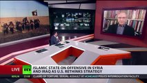 PALMYRA BLOODY BATTLE  ISIS Islamic State says it has full control of Syria's Palmyra