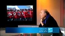 الروائي الجزائري رشيد بوجدرة على فرانس 24