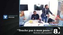 Zapping TV : l'énorme délire de Cyril Hanouna chez les patrons de D8