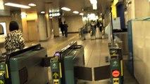 Tokyo Subway - 東京メトロ - Tokijské metro