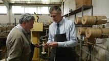 J'aimerais vous y voir… : Jean Lassalle fabricant d'espadrilles